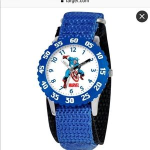 Marvel Captain America Watch for kids